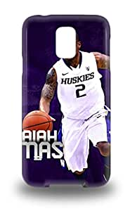 New Diy Design NBA University Of Washington Isiah Thomas #2 For Galaxy S5 3D PC Cases Comfortable For Lovers And Friends For Christmas Gifts ( Custom Picture iPhone 6, iPhone 6 PLUS, iPhone 5, iPhone 5S, iPhone 5C, iPhone 4, iPhone 4S,Galaxy S6,Galaxy S5,Galaxy S4,Galaxy S3,Note 3,iPad Mini-Mini 2,iPad Air )