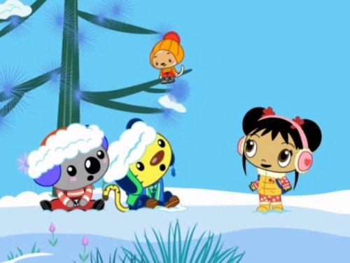 Kai-lan's Snow Coaster