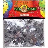 Bulk Buy: Axiom Intin.L (6-Pack) Confetti .5oz/Pkg Silver Stars 348CON-08