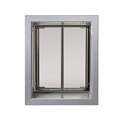 Amazon Plexidor Aluminum Dog Door For Wall Mounting Energy
