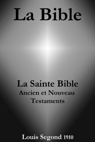 LA FRANCAIS EN SEGOND BIBLE TÉLÉCHARGER LOUIS