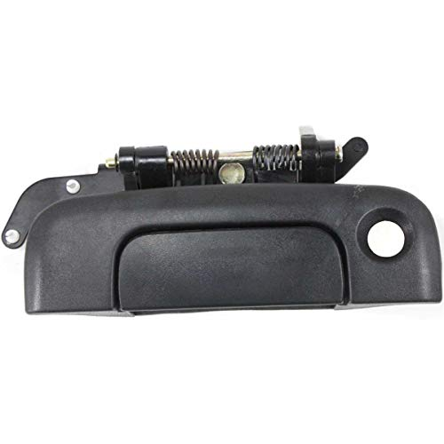 New Tailgate Handle For 96-00 Dodge Caravan Outer, Black, Without Sport, Rallye Pkg. 4675772AB CH1915103