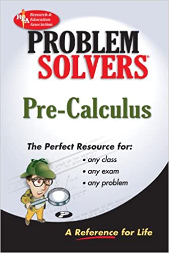 precalculus problem solver Our precalculus calculator will not only help you get the right answer - whether your'e working on a quiz, homework, or helping your child or sibling.