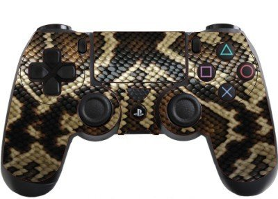 the grafix studio Snake Skin Playstation 4 (Ps4) C...