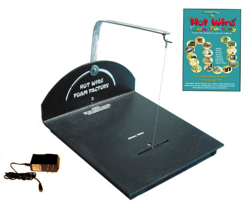 Hot Wire Foam Factory Crafters Scroll Table Set (12 Inch Styrofoam Cone compare prices)