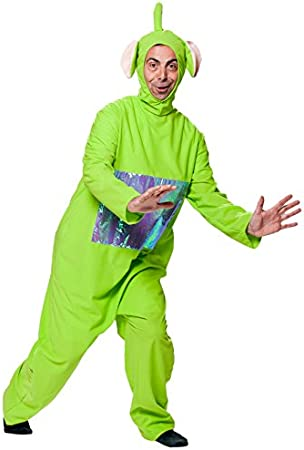 Joker J507 – 001 Teletubbies Dipsy adulto disfraz de carnaval, en ...
