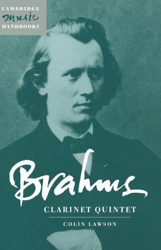 Brahms: Clarinet Quintet (Cambridge Music Handbooks) by Colin Lawson