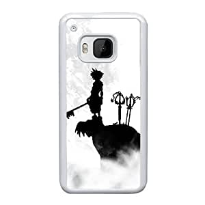 HTC One M9 Cell Phone Case White Kingdom Hearts YT3RN2532856