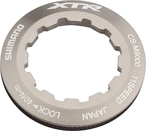 Shimano XTR M9000 11-Speed Cassette Lockring for 11t (11t Lock Ring)