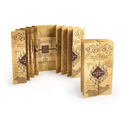 The Noble Collection Harry Potter Marauders Map ()