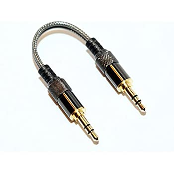 Extreme Audio Premium Quality Gold Plated Mini 3.5mm Stereo to 3.5mm Stereo Audio Connection