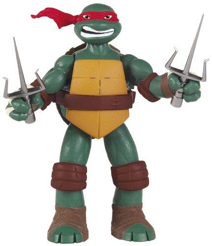 Tortugas Ninja - Figura con Sonido: Raphael, 15 cm (Giochi ...