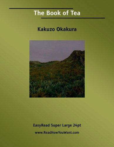 The Book of Tea pdf epub
