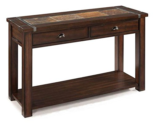 Magnussen T2615 Roanoke Rectangular Sofa Table