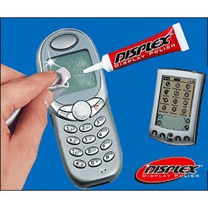 (DISPLEX SCREEN SCRATCH REMOVER FOR CELL PHONES PDA PSP!)