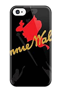 Excellent Design Johnnie Walker Logo Case Cover For Iphone iphone 5s