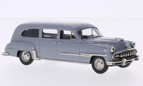 Desoto Weller, Combination, grau, 1954, Modellauto, Fertigmodell, Brooklin 1:43