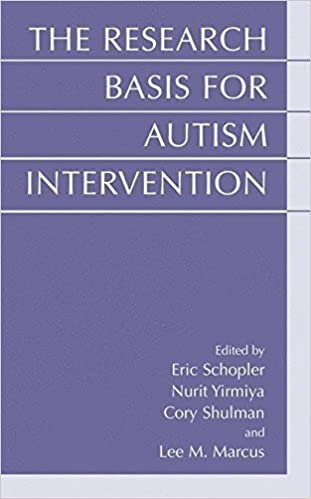 Autism Fitness Seminar With Eric >> The Research Basis For Autism Intervention Kindle Edition