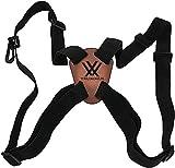 Comfortable Binocular Harness Strap keeps your binoculars and rangefinders even cameras