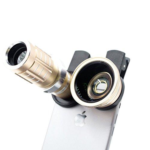 Professional Telephoto Telescopic Universal Smartphones