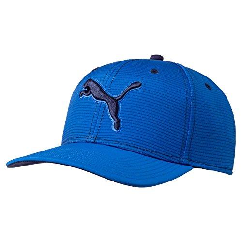 PUMA Golf 2017 Men's Go Time Hat, Lapis Blue, One Size