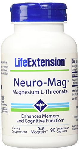 Life Extension - Neuro-Mag 90 cap