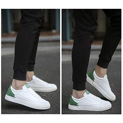Male UK6 de Tide Couleur Homme EU39 Chaussures Male Size Sport Shoes White White Shoes Small Board B B 5 YiWu CN40 Chaussures Shoes HOpvwqwz