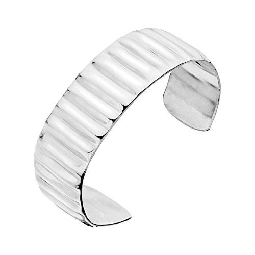 Canyon - Bracelet manchette - Argent 925 - 7 cm - B5123