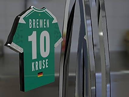 Alemania Bundesliga – camiseta de fútbol imán para nevera – personalizable – diseño de marca nuevo