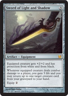 Magic: the Gathering - Sword of Light and Shadow - Modern Masters by Magic: the Gathering