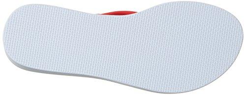 Armani Jeans Damen 9252127p600 Zehentrenner Weiß (bianco)