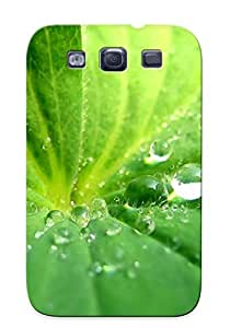 Excellent Galaxy S3 Case Tpu Cover Back Skin Protector Water