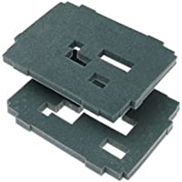 Festool 497878 Diced Foam Insert for Sys-Vari T-Loc by Festool