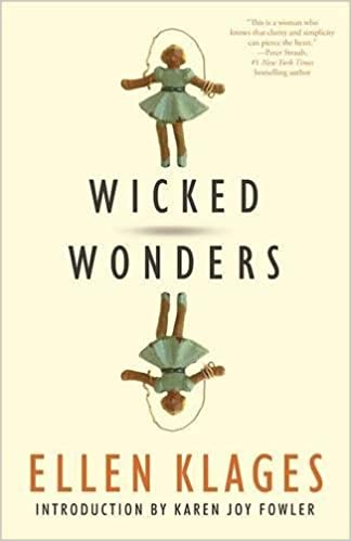 Image result for Ellen Klages: Wicked Wonders.