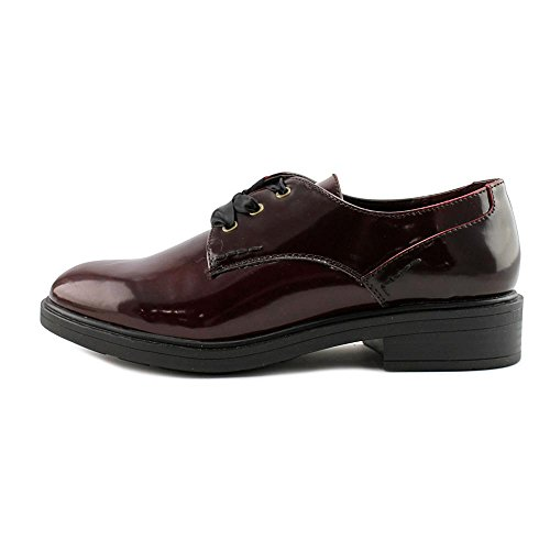 Witte Berg Pearson Vrouwen Oxford Bordeaux / Borstel-off / Glad