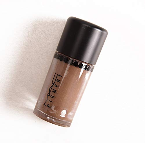 MAC Objects of Affection Pigment in DEEP BROWN! Gorgeous Shade New No Box