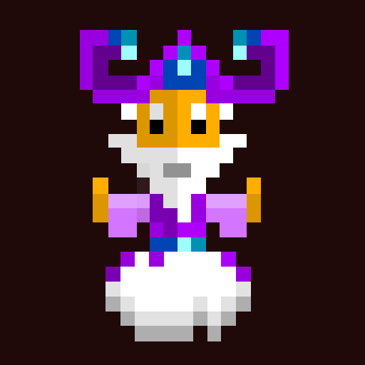 [Pixel Mage] (Spell Mage Knight)