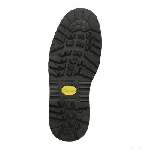 (Vibram #V1276 Sierra Unit Sole Color - Black (Size 12))