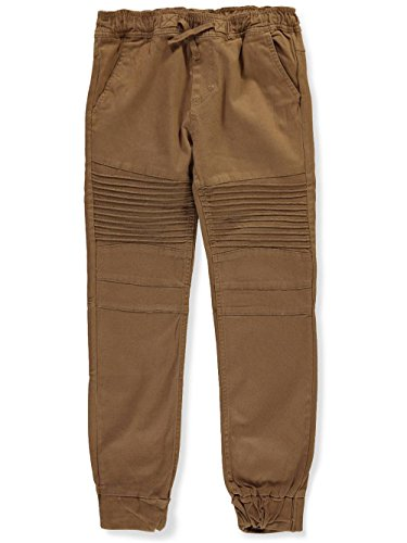 - Phat Farm Big Boys' Twill Joggers - Tobacco, 14-16