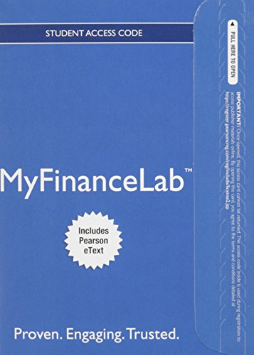Personal Finance Myfinancelab W/Etxt