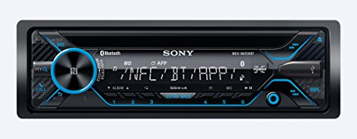 Sony MEX-N4200BT CD Receiver with Bluetooth