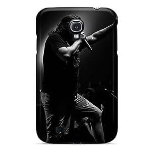 JohnPrimeauMaurice Samsung Galaxy S4 Perfect Cell-phone Hard Covers Custom Stylish Carcass Band Skin [oTm10335UyUf]