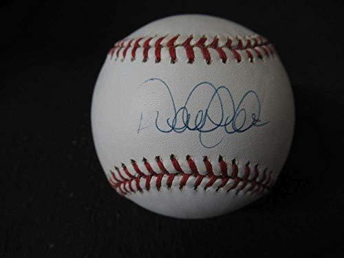 - Derek Jeter Autographed Ball - Omlb Sticker Sweet Spot Bb328 - Steiner Sports Certified - Autographed Baseballs
