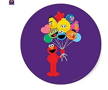 Sesame Street Elmo Bert Oscar The Grouch Cookie Monster