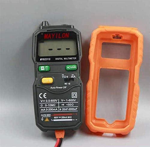 LKAIBIN Multimeter Digital High Precision Automatic Universal Meter Electrician Intelligent Anti-Burning Tester