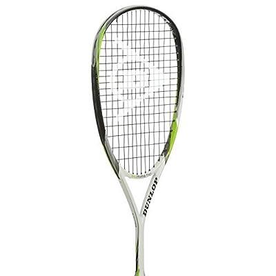 Dunlop Unisex Biomimetic Elite GTS Squash Racket Premium Graphite Aero Skin by Dunlop