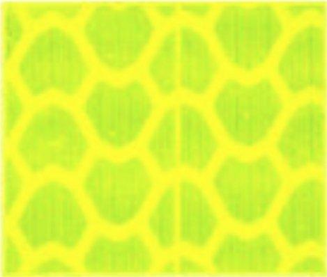 】 高輝度型再帰反射シート UXC C400シリーズ カラー3色、サイズ×5種 (幅300㎜×長さ1M, 蛍光黄緑(C444)) B01NBJRCTT 12366 幅300㎜×長さ1M|蛍光黄緑(C444) 蛍光黄緑(C444) 幅300㎜×長さ1M