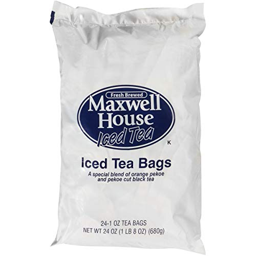 (Maxwell House Loose Leaf Iced Tea (1 oz Bags, Pack of 96))