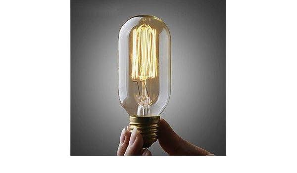Hanger 110v Or 220v Edison St45 Retro Edison Lamp Filament