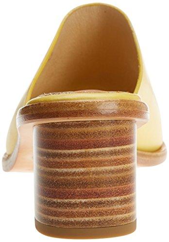 Neosens S972, Sandali Punta Aperta Donna Giallo (Ceylon Yellow)